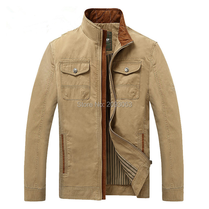 Compare Prices on Khaki Green Jacket Men- Online Shopping/Buy Low ...