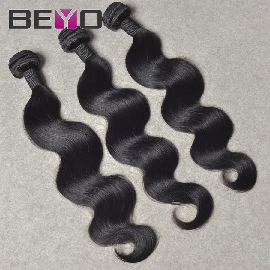 Brazilian body wave hair 3pcs lot brazilian virgin hair soft and healthy Brazilian human hair 8-30 inch in stock free shipping<br><br>Aliexpress