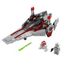 SY STAR WARS Minifigures V-wing Spaceship Clone 211PCS Building Blocks Bricks Action Figures Toys 8starddis