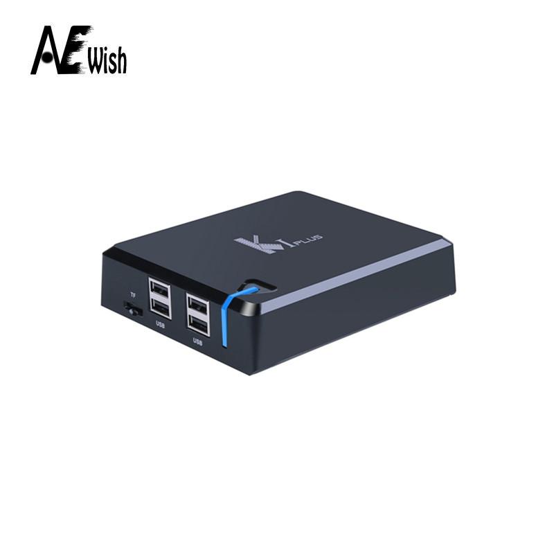 Anewish K1 Plus Amlogic S905 OTT TV Box Bluetooth 4K HD 1G/8G Quad Core Android 5.1.1 STB Hybrid Wifi Media Player(China (Mainland))