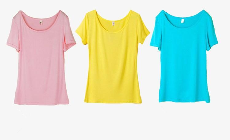 Summer Casual Fashion O-neck Basic Women T Shirt Short Sleeve Tops Plus Size Women O-neck Cotton Slim Clothing for Gift