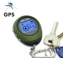 Mini GPS Tracker Portable Location Finder Handheld Keychain New Mini USB Rechargeable For Outdoor Sport Travel(China (Mainland))