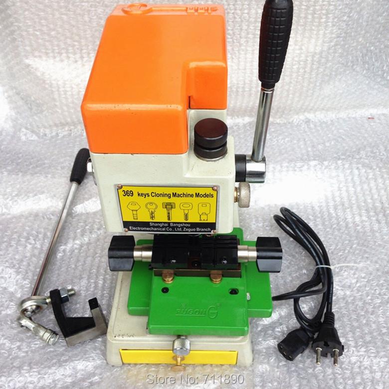 220V/50HZ Senior multi fuctional vertical car key cutting machine(China (Mainland))
