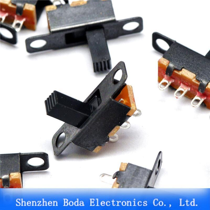Wholesale-SS12F15VG6 cross handle/lever-toggle switch 2 handle 3 feet high 6MM (100pcs/lot) free shipping toggle switches<br><br>Aliexpress