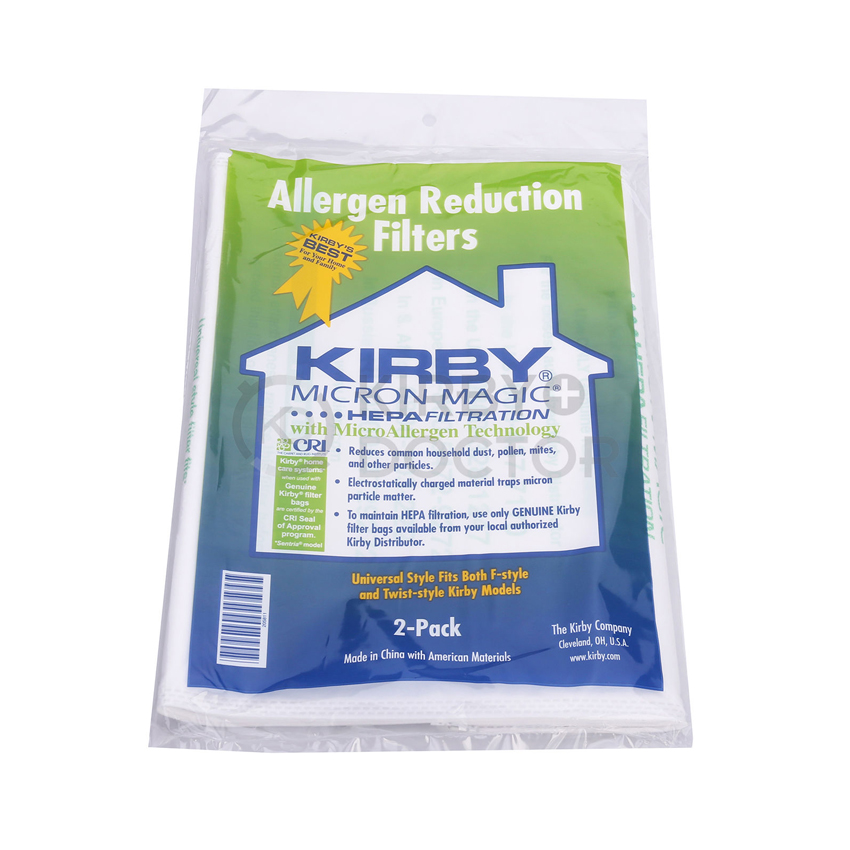 UpStart Components 30 Kirby UG Vacuum Bags w/ Micro Kit - For Kirby Universal Vacuum Bags. Fits Style F G & Sentria Models. (2 x 15 Packs) Sold by CertifiedBattery. add to compare compare now. $ $