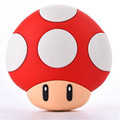 Super Mario 5200 mAh Power Bank USB Charger for All Phone Mushrooms Anime USB Mobile Power