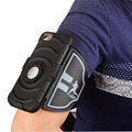 Multi in one Sports wrist Arm band ring stand phone cases For iphone 7 plus i7