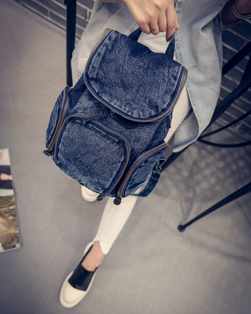 Popular Jeans Backpack-Buy Cheap Jeans Backpack lots from China Jeans Backpack suppliers on ...