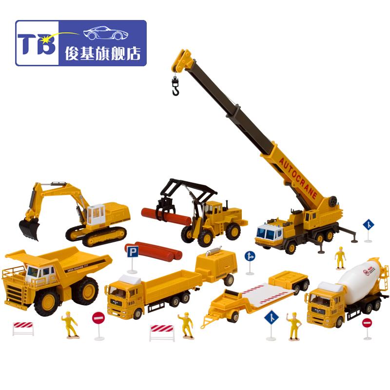 2015 hot CSL Cars Children Police engineering fire playsets puzzle paternity birthday gift New Years gift<br><br>Aliexpress