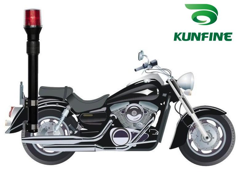 Водонепроницаемый DC12V мотоцикл из светодиодов трафика аварийного мотоцикла из светодиодов предупреждения стробоскопы KF-L3036