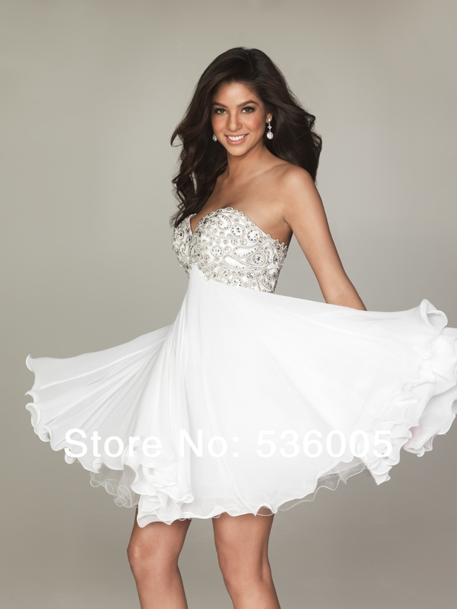 8th grade graduation dresses 2014 semi formal chiffion for Sexy wedding reception dresses