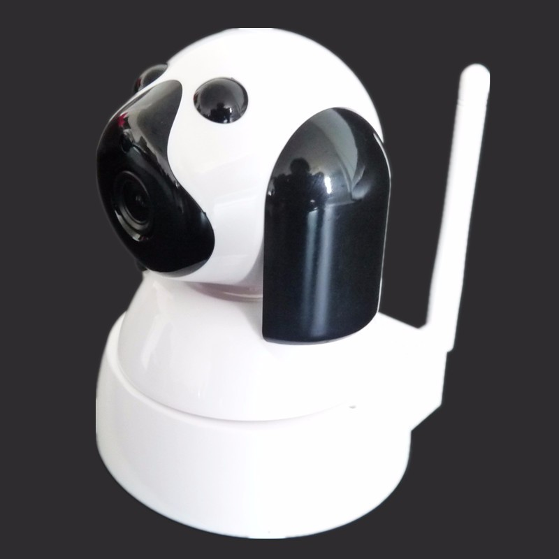 P2P IP Camera 720P HD Wifi Wireless Baby Monitor PTZ Security ONVIF Cloud Night Vision Micro SD Card pt  Mega  Two ways audio