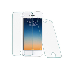 For iphone 5 glass protective 0.3mm HD explosion proof film for iphone 5 5s 5c Screen Protector pelicula de vidro guard ecran