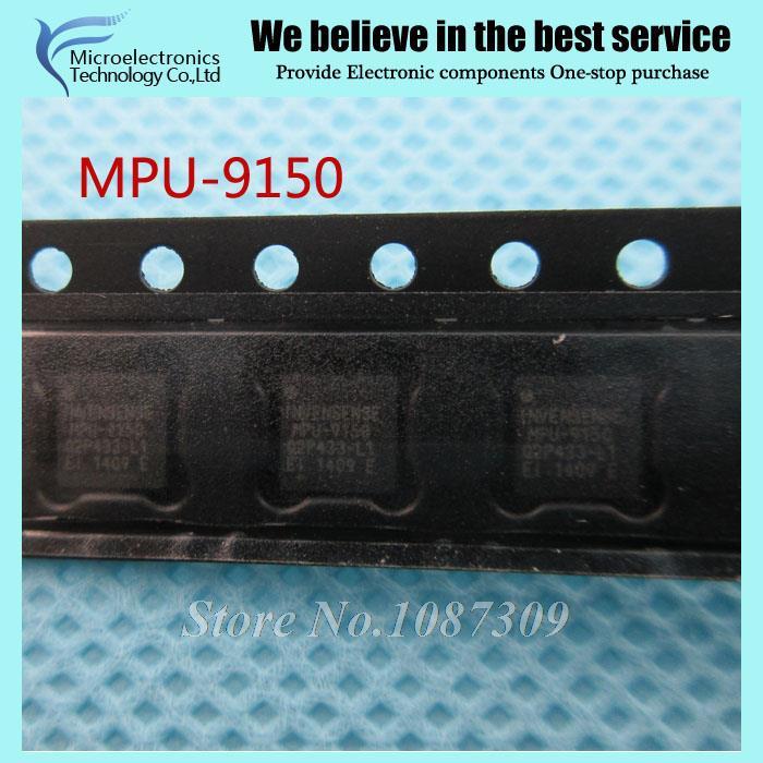 5PCS free shipping MPU-9150 MPU9150 MPU 9150 QFN-24 GYRO/ACCELEROMETER 9-AXIS 24LGA new original(China (Mainland))