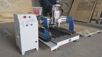 cheap and hot sale cnc 6090 3d cnc router with rotary attachment