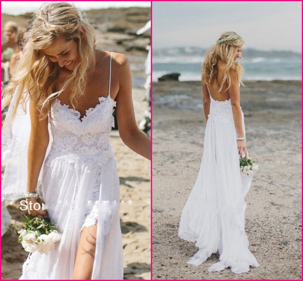 product spring bohemian wedding beach dresses