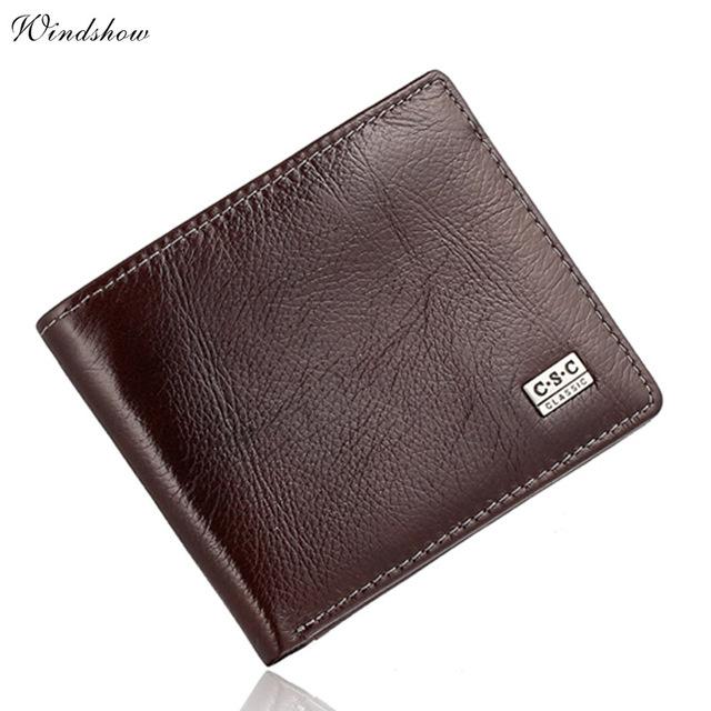 Натуральная кожа мужчины монеты твердые короткие дизайнер кошельки доллар цена мешок ...