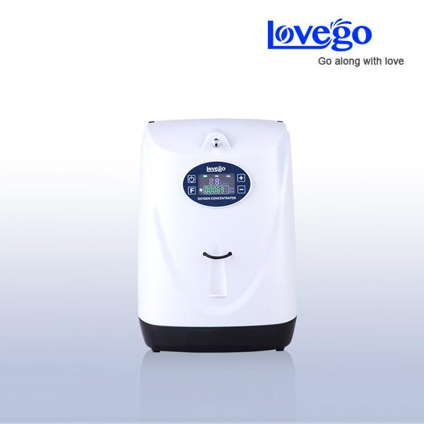 G2 Lovego портативный дыхательный аппарат/портативный концентратор кислорода китай/для ХОБЛ/Ashama/Другие пациенты нуждаются в дополнение кислорода