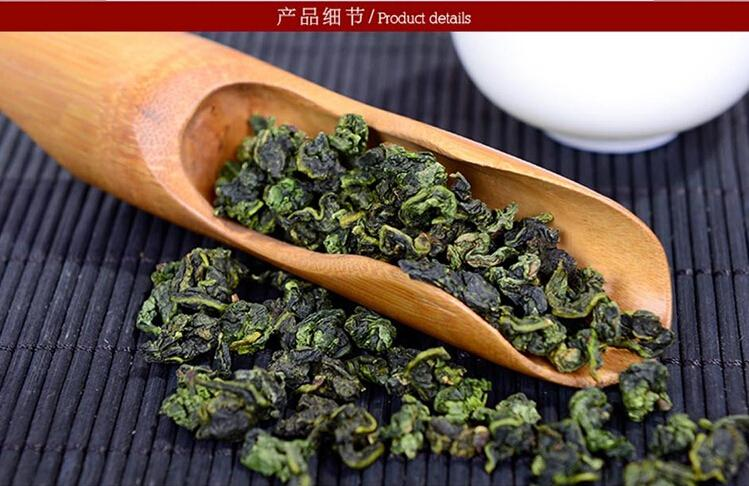 250g Promotion Chinese special grade Anxi Tieguanyin tea Fresh China Green Tikuanyin tea Oolong tea with pakcage(China (Mainland))