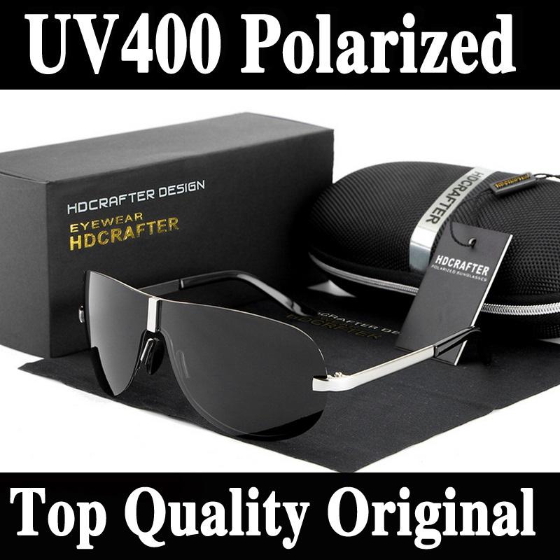 2016 men's Polarized Sunglasses Brand new arrival summer Driving sun glasses for men UV400 Fashion Eye shades with original Box(China (Mainland))