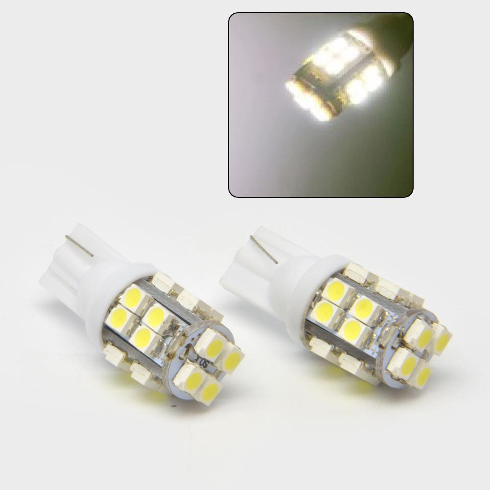 Гаджет  DIY High Quality 2pcs T10 20 LED SMD 1210 Super Bright Xenon White Car SMD light 194 2825 W5W 152 161 None Автомобили и Мотоциклы