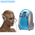 Cosmetic Li Battery Oxygen Concentrator Lithium Battery Oxygen Generator For Anti Aging Wrinkle Remval Enhance Skin