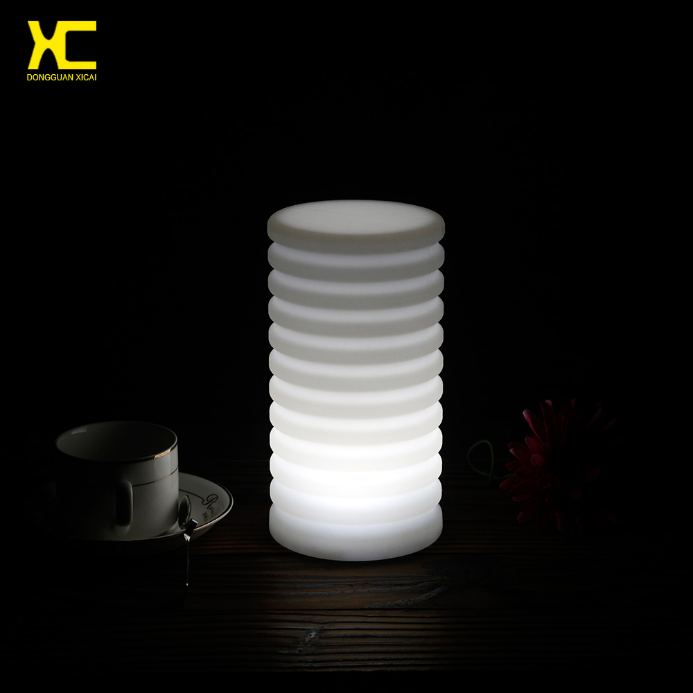 Фотография Chargeable Remote Control Cordless Table Lamp LED Bar Night Light