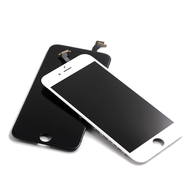 Grade-AAA-Top-quality-LCD-For-iPhone-6-Screen-Display-With-Digitizer-Replacement-Assembly-White-Black