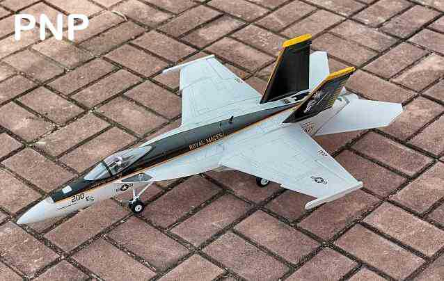 2014 New ! Freewing F-18 64mm edf jet plane 4S upgraded PNP RC model aircraft(China (Mainland))
