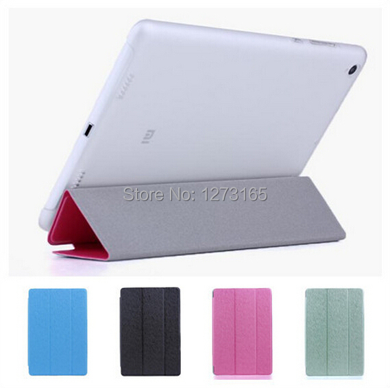 Luxury Ultra Thin Smart Leather PU Flip Case For Xiaomi Pad MiPad 7.9 inch tablet Cover Cases Stand Design<br><br>Aliexpress