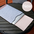 New Felt Leather Mosaic Liner Sleeve Bag For 2016 Macbook Pro 13 Air 13 Retina 13