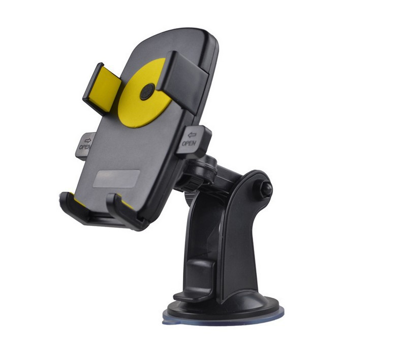 Universal Car Windshield Mount GPS Stand Mobile Phone Holder Stander for iPhone 6 6s plus for Samsung Galaxy S5 S6 edge CH763(China (Mainland))