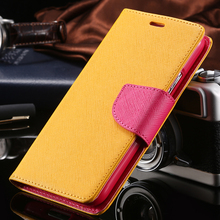 Luxury With Logo Wallet Stand Case for Samsung Galaxy S3 I9300 Colorful Button PU Leather Phone Cover Bags Cute RCD03751