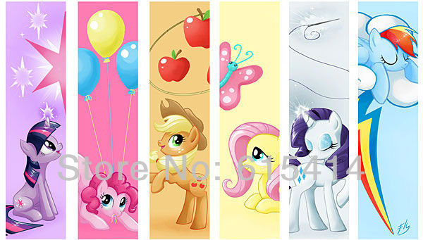12 My Little Pony Friendship is Magic Cute 42''x24'' wall Poster with Track Num