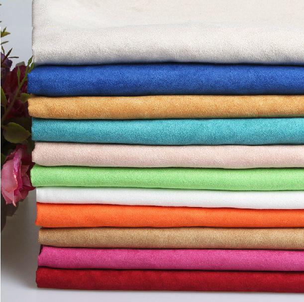 Thick dense suede cloth coat upscale clothing fabric sofa diy handmade felt cloth bags background width1.5M,one meter =100*150CM(China (Mainland))