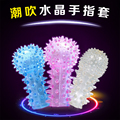 Female Masturbation Finger Condoms Clit And G Spot Stimulation Adult Sex Toys For Women Products
