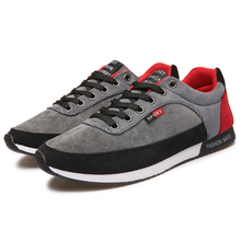 2016 spring new style men's shoes  breathable  casual shoes mixed color men's canvas shoes tide male shoes size 39-44