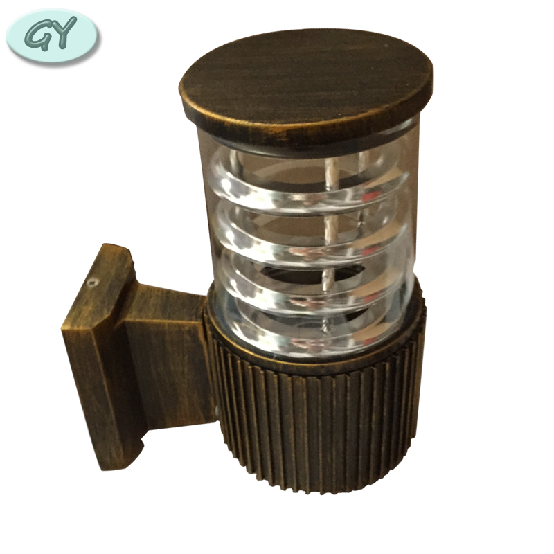light waterproof aluminum lamp up porch light ip65 garden lights led. Black Bedroom Furniture Sets. Home Design Ideas
