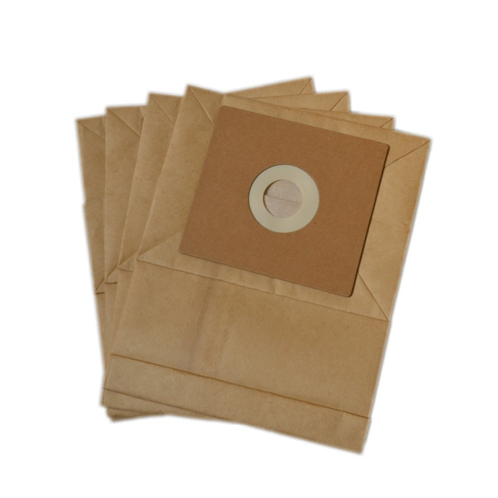 Vacuum cleaner dust paper bags 10pcs,100*110mm Diameter 50mm,Vacuum cleaner accessories parts,for FC8334/FC8338/FC8349/FC8344(China (Mainland))