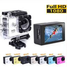 SJ4000 HD 1080P Sport DV Action Camera 2.0″ LCD 170 Degree Wide Angle Lens 30M Waterproof Mini Digital Camcorder