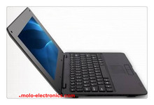 10inch Mini netbook android 4.2  laptop  Via 8880 dual core Cortex A9 processor 1.5Ghz with camera WIFI free shipping(China (Mainland))
