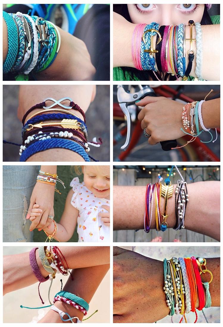 Своими руками браслеты для девушек