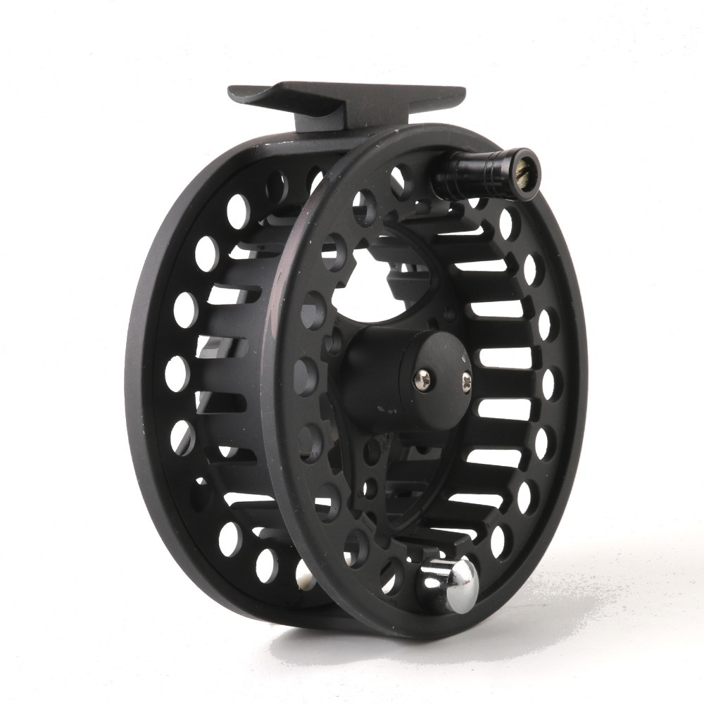 Fly Fishing Reel 3/4WT Aluminum Frame And Spool Right or Left Hand Can Be Changed Die Casting Fly Reel(China (Mainland))