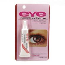 Lash Glue Eyelash Adhesive Eyelash Glue Waterproof False Eyelash Accessories(China (Mainland))