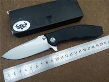 Buy Tactical Folding knife KESIWO 0562 Stonewash ELMAX Blade G10 Handle Flipper Ball Bearing Camping survival Knife Outdoor Tools for $24.99 in AliExpress store
