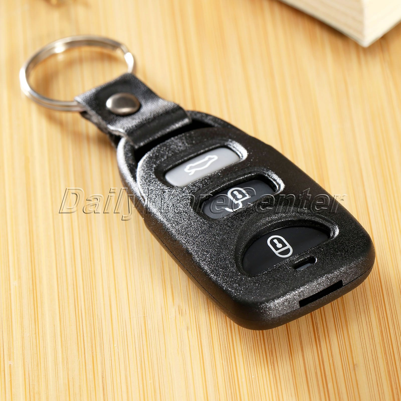 1Pc Auto Car Remote Key Shell Case Fit For 3 Buttons HYUNDAI Elantra Sonata I10 Keyless Fob Case Replacement Modified Flip Shell(China (Mainland))