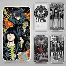Buy Ramones Hard White Plastic Case Cover for Samsung Galaxy J1 J2 J3 J5 J7 C5 C7 E5 E7 2016 2017 Emerge for $1.49 in AliExpress store