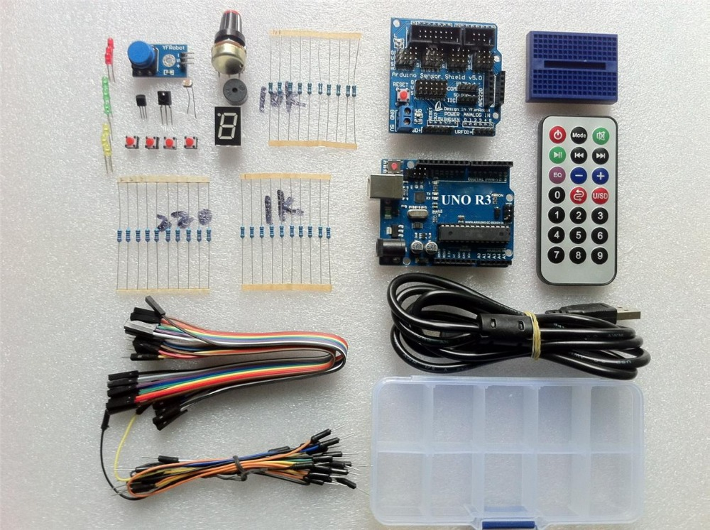 Arduino Computer Boards Starter Kits - RS