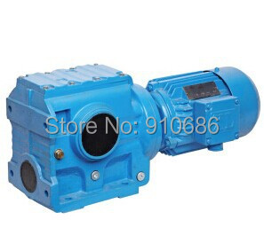 Helical-Worm Gear Reducer(China (Mainland))