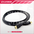 LANDZO 1 5M HDMI 2 0 Cables OD 5 5MM 2160P Ethernet HDMI Cables 2 HDMI